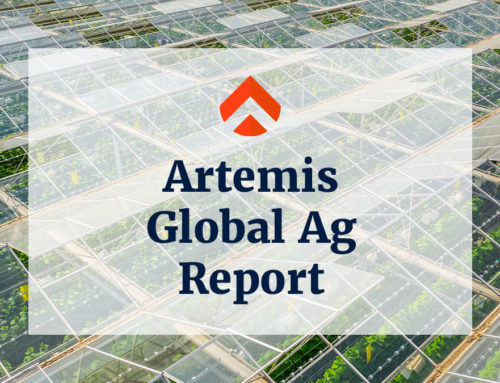 Why the State of Indoor Farming Report Became the Artemis Global Ag Report