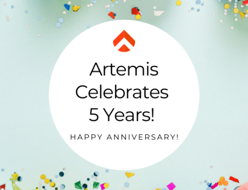 Happy 5th Birthday, Artemis!